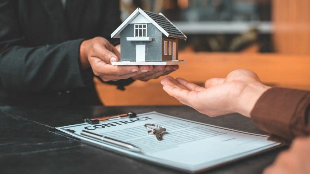 przekazanie domu klientowi mieszkania na sprzedaż Łódź łódzkie